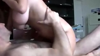 Big tits Houston MILF getting shagged