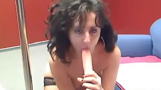 Amateur Euro Milf Blowing Dildo On Private Webcamshow
