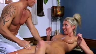 Old friends met in a hotel'_s spa - Lexi Lowe
