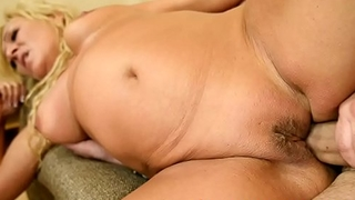 Busty european mature cockriding after spoon