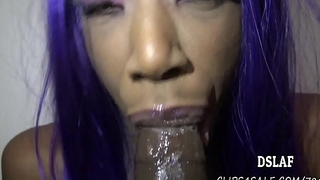 THIS IS DSLAF -Twitter Superhead @swonettexxx Face Fucked By BBC