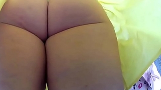 Hottest thong Upskirt ! Made with my hookup from SextingBang.com