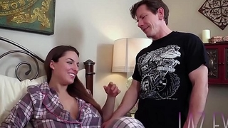 Whore Sister pounded by bro -Mallory Sierra