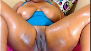 thick ebony milf with big tits