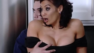 Horny Juan Loco banging his step moms milf pussy like a spread eagle!