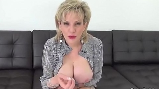 Unfaithful british mature lady sonia reveals her giant boobies