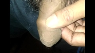 Solo boy first time touch his penis