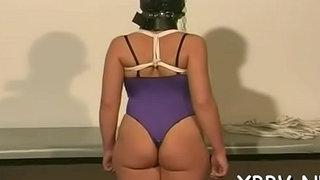 Obedient slut wishes breast slavery stimulation on cam