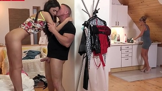 Step Son Angie Moon Will Do Anything For Daddy'_s Cock!