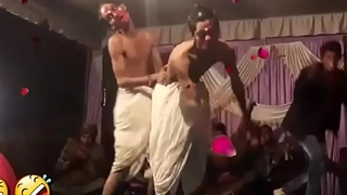 Fun on desi stage show