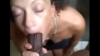 @SinCity Starr - Sucking the soul out of this nigga bbc