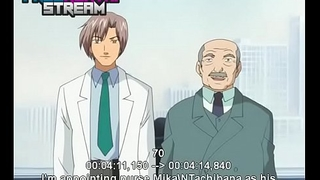 Uncensored Hentai - Docter is Fucking the whole Nurse staff