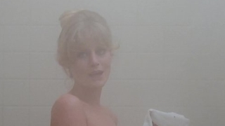 Beverly D'_Angelo naked in shower in '_National Lampoon'_s Vacation'_ (1983)