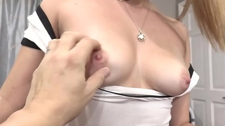 Tiny Teen Step Daughter Carolina Sweets wants Daddies Cock Deep Inside of her!