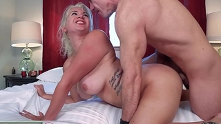 Layla Price Picked Up and Fucked in the ASS! -Laz Fyre